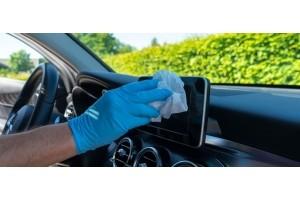 Auto-interieur desinfecteren! Lees hoe je de binnenkant van auto moet desinfecteren