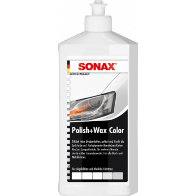 SONAX Polish + Wax Wit