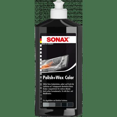 SONAX Polish + Wax Zwart