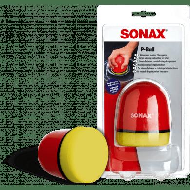 SONAX P-Ball - Ergonomische Polijstbal