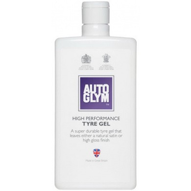 AUTOGLYM High Performance Tyre Gel 500ml - bandenzwart