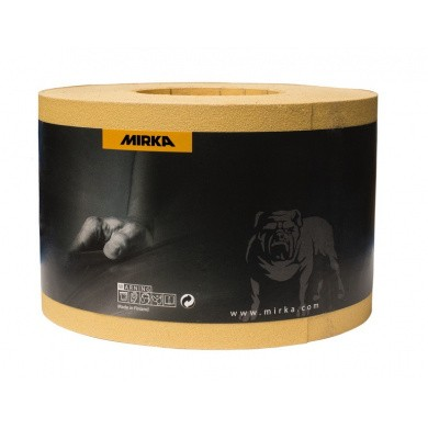 MIRKA Gold rol 115mm x 25 meter