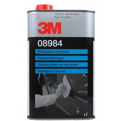 3M 08984 Oplosmiddel & Ontvetter in blik 1 liter