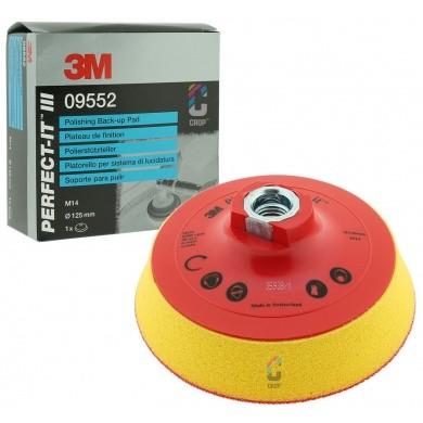 3M 09552 Steunpad 125mm M14