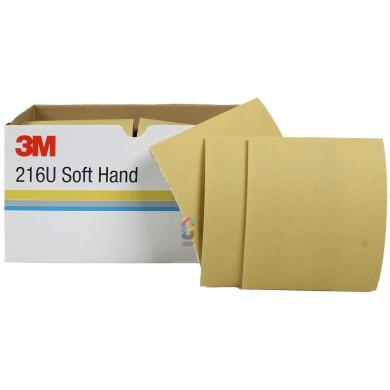 3M 216U Soft Hand Abrasive Sheet - per piece