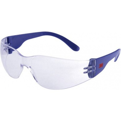 3M 2720 Protective Safety Glasses Transparent - Polycarbonate