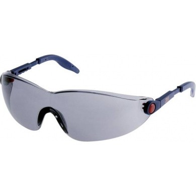 3M 2741 Protective Safety Glasses Smoked - Polycarbonate
