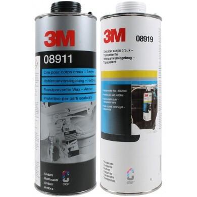 3M Roestpreventie & Beschermingswas in Onderschroefbus