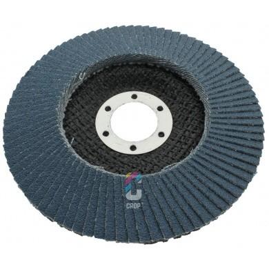 Disque à lamelles conique - 556A de 3M - 115mm ou 125mm - la pièce