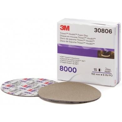 3M Trizact Schuurschijf P8000 - per stuk
