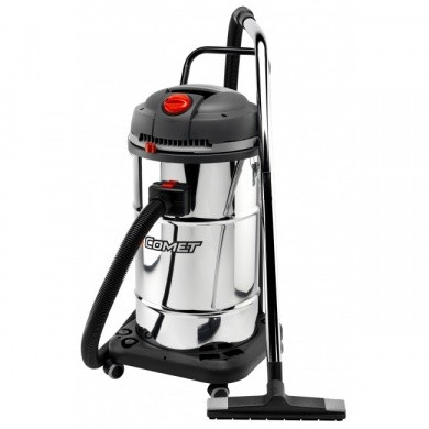 Lavor Windy 265PF Wet and dry vacuum cleaner 2400 Watt with 65 Ltr plastic tank and accessories