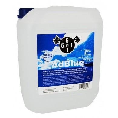 5in1 AdBlue Ureumoplossing 32,5% - 10 liter