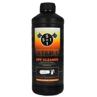 5in1 DPF Cleaning Kit 1000ml Step 1 (Groen)