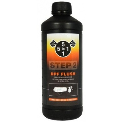 5in1 DPF Flush Step 2 (Blauw) - 1 liter