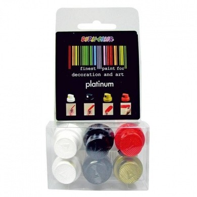 DupliColor Spray Cap Set 6 pieces