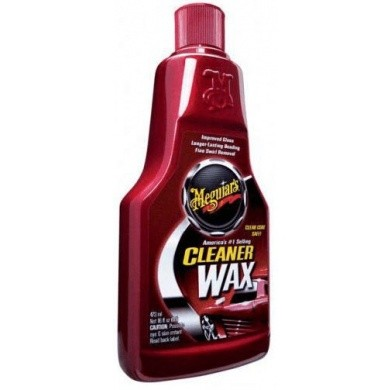 Meguiar's Deep Crystal Cleaner Wax - Number #1 in the United States!