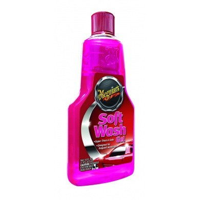 Meguiar's Soft Wash Gel - Car Shampoo