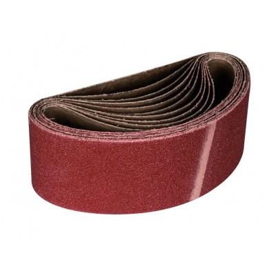 MIRKA HIOLIT X Schuurband 75x610mm Bruin per 10 stuks