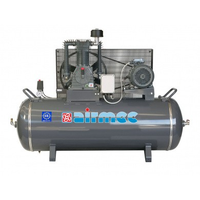 AIRMEC CFT507 Oliegesmeerde zuigercompressor 1075 ltr/min - 7,5 pk