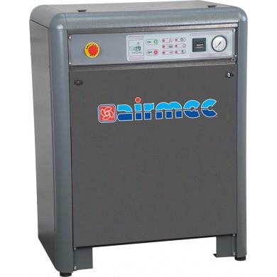 AIRMEC CST1000SD Geluidgedempte Oliegesmeerde zuigercompressor 1050 ltr/min - 10 pk