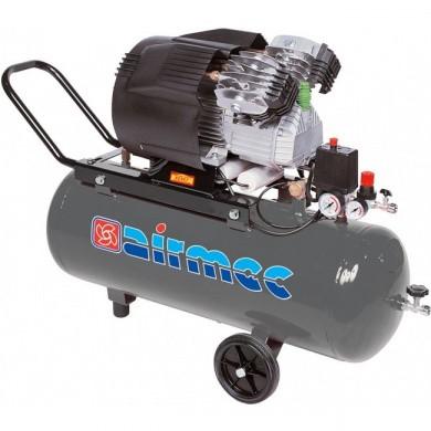 AIRMEC KA50360M Mobiele Oliegesmeerde zuigercompressor 360 ltr/min - 3 pk