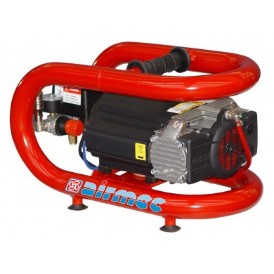 AIRMEC KZ210-03 Draagbare Olievrije zuigercompressor 210 ltr/min - 0,75 pk
