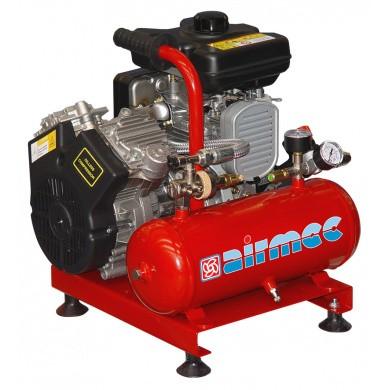 AIRMEC KZ270-07 Mobil OilFree Piston Compressor - 270 ltr/min, 3 hp