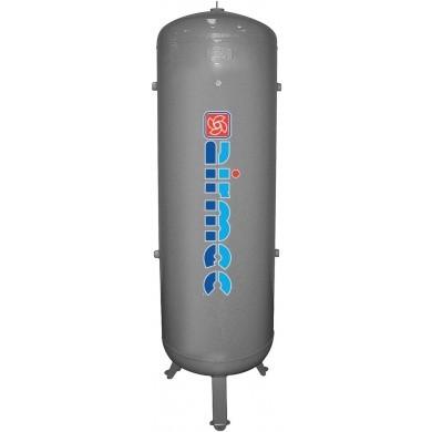 AIRMEC Persluchtketel Verticaal 200 liter met manometer en toebehoren