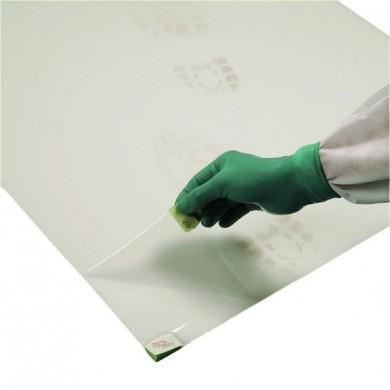 Adhesive Sticky Mats White LP30