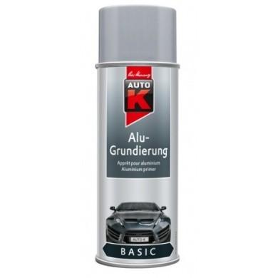 AUTO-K Aluminium Primer Grijs in Spuitbus