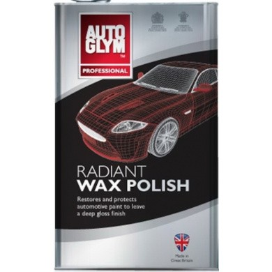 AUTOGLYM Radiant Wax Polish 5 liter