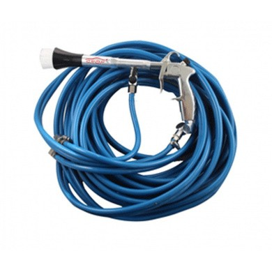 BRUSH BLACK BOOSTER Cleaning Gun with 15 meter Double Hose