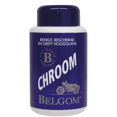 Belgom CHROOM - Hochglanzpolitur für Chrom - 250ml