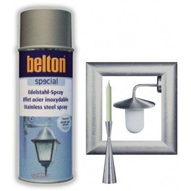 BELTON SPECIAL Stainless Steel Effectspray Aerosol 400ml