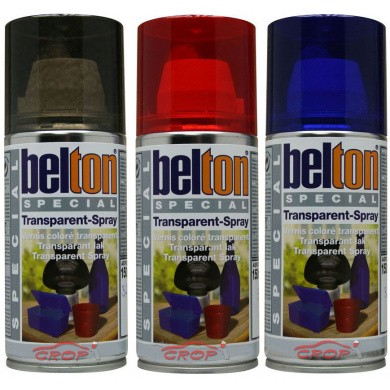 BELTON Transparent-Spray in 150ml Aerosol