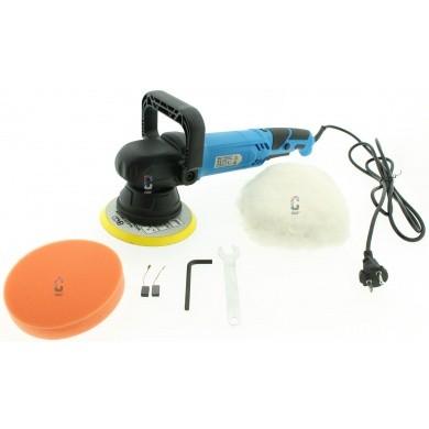 BGS Excentrische Polijstmachine 900 Watt 125mm - Elektrisch
