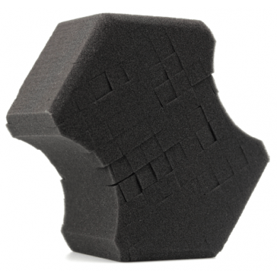 The Rag Company - Ultra Black Sponge Autospons