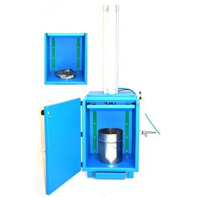 Blikkenpers volautomatisch tot 30 liter