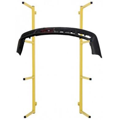 Bumper- and Spoiler Rack - Wall Model