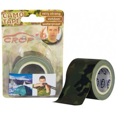 Camo Tape - Zelfklevende Camouflage Tape 48mm x 5 meter