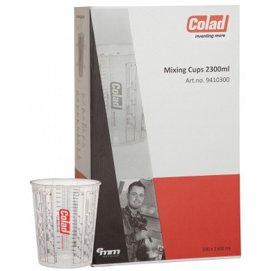 COLAD Mengbekers 2300ml - 300 stuks
