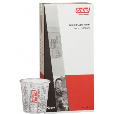 COLAD Mengbekers 350ml - 300 stuks