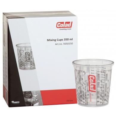 COLAD Mengbekers 350ml - Kleinverpakking 150 stuks