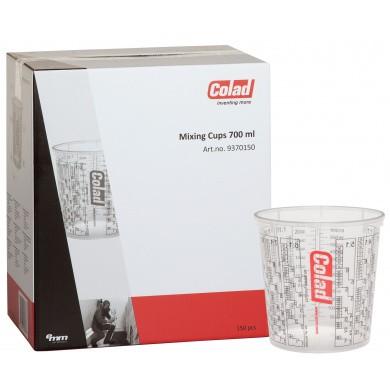 COLAD Mengbekers 700ml - Kleinverpakking 150 stuks