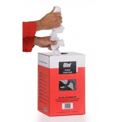 COLAD Cloths per Roll in Dispenser Box - 275 pieces