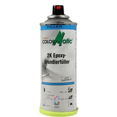 2K Epoxy Primer in Spuitbus SprayMax 400ml