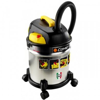 COMET CV 20 S dust and water vacuum cleaner 1200 Watt