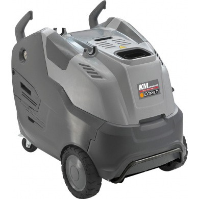 COMET KM CLASSIC 3.11 High Pressure Cleaner with Diesel Engine - Warm Water