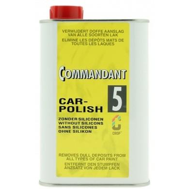 Commandant 5 Auto Poets & Polijstmiddel - Blik 500 gram