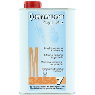 Commandant M7 Super Wax - Blik 500 gram